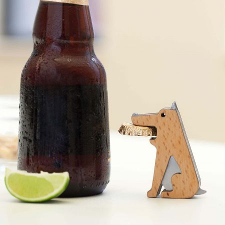 Fetch Dog Bottle Opener