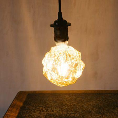 Geometric LED Bulb