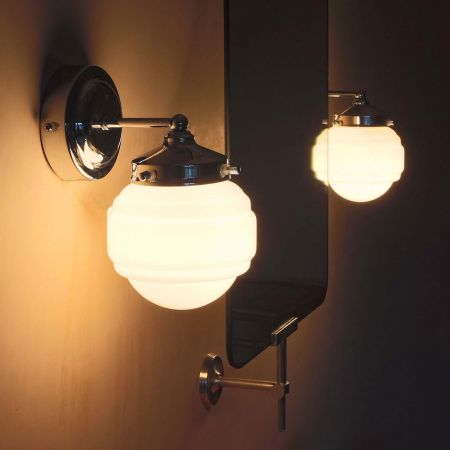 Hestia Drop Wall Light