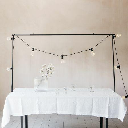 Table Hanging Rail