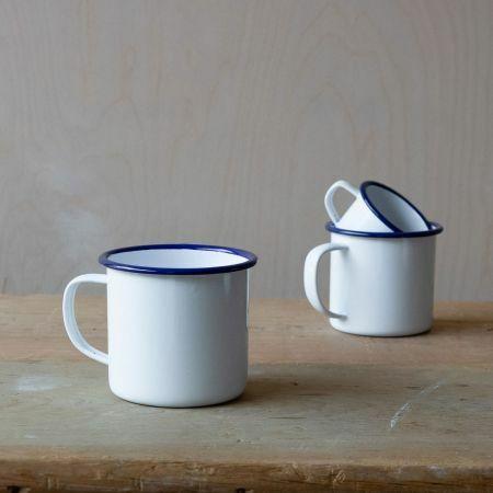 Enamelware Pint Mug