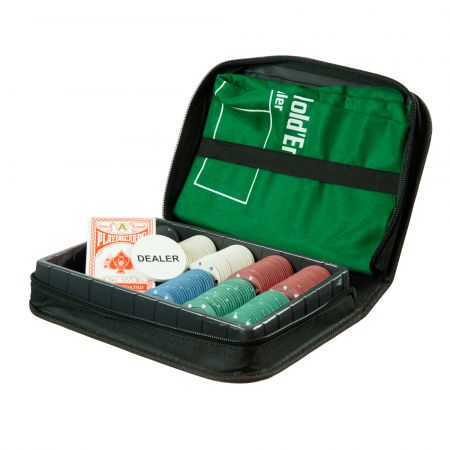 Poker Travel Set