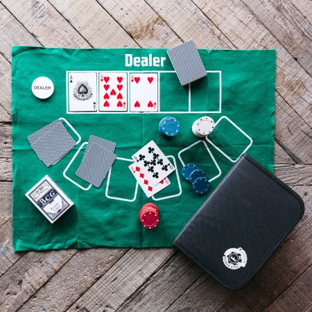 Poker Travel Set