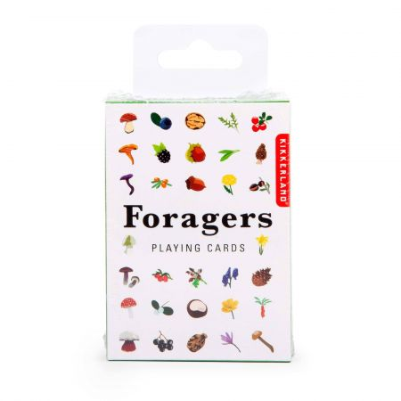Foragers Playing Cards