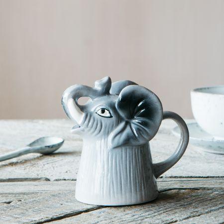 Nellie Elephant Creamer