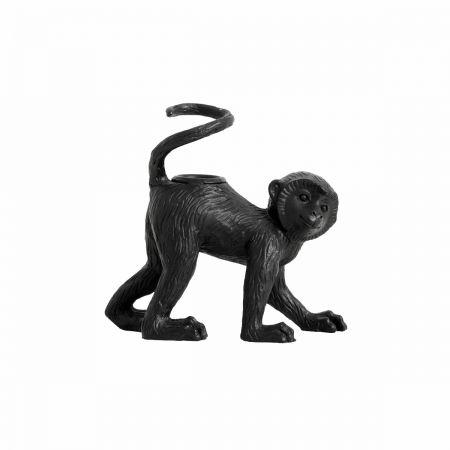 Mickey Monkey Candle Holder