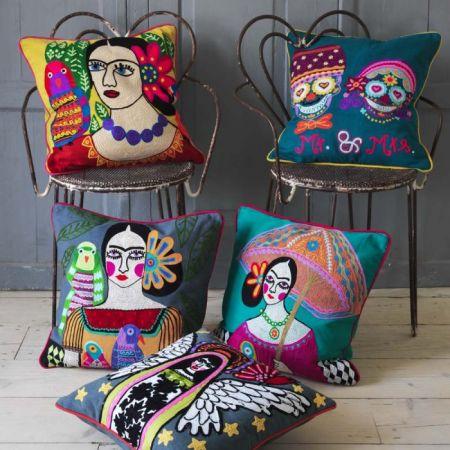 Frida Cushions - Thumbnail