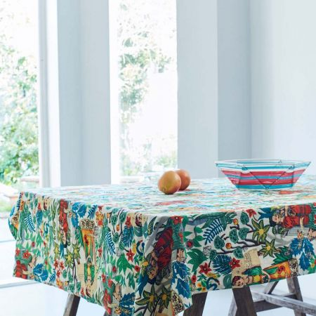Mexicana Tapestry Print Tablecloths