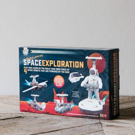 Solar Space Exploration