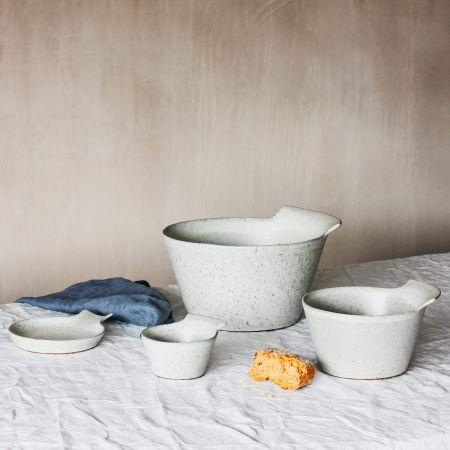 Anna Glazed Tableware