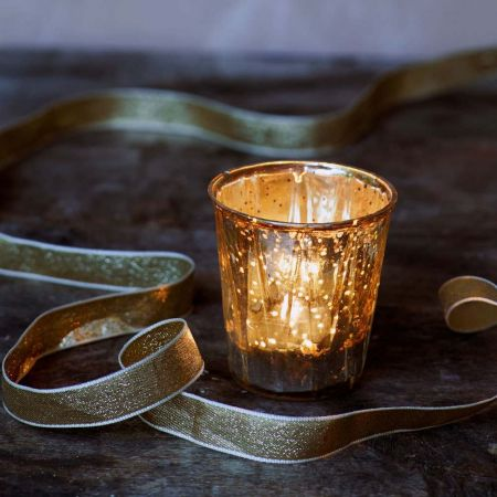 Mercury Triangles Tea Light