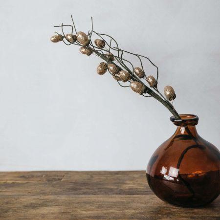Gold Acorn Branch - Thumbnail