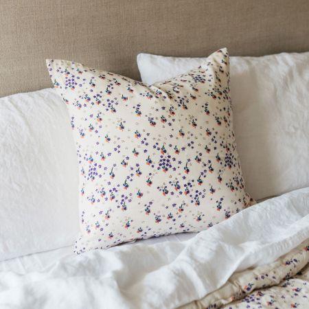 Nemphare Floral Cushion