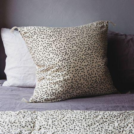 Bandhej Circles Cushion