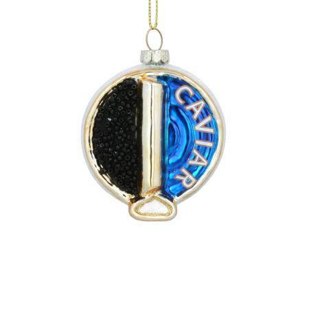 Tin of Caviar Decoration