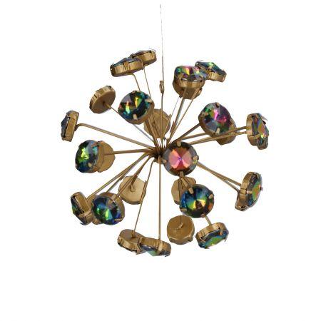 Jewelled Starburst Decoration