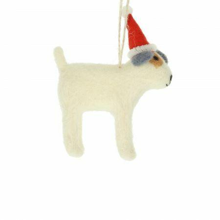 Cedric the Dog Decoration