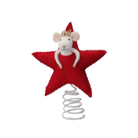 Mouse and Star Topper