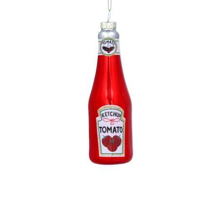 Ketchup Bottle Decoration