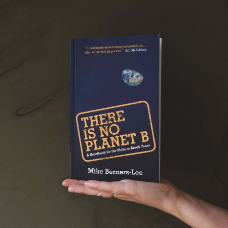 There is No Planet B Book