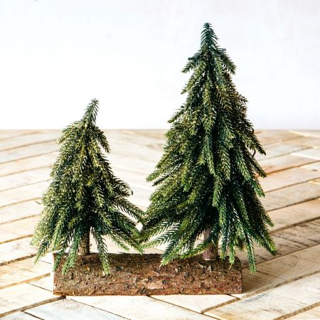 Green Fir Tree Ornament