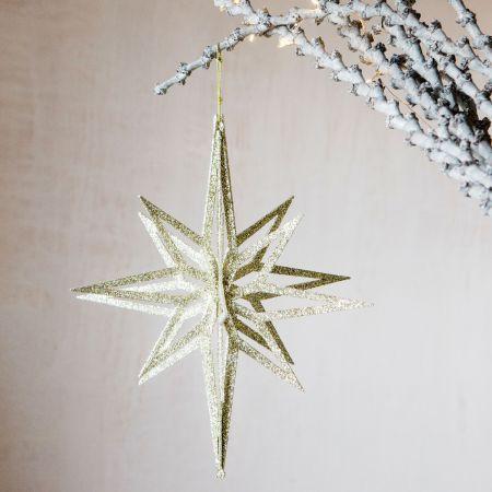 Extra Large Bethlehem Star Decoration