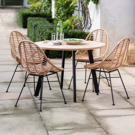 Gwithian Teak Outdoor Table