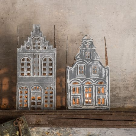 Dutch Townhouse Lanterns