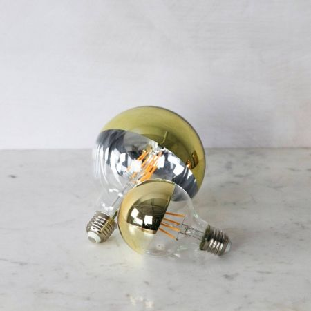 Gold Crown Retro Bulbs - Thumbnail