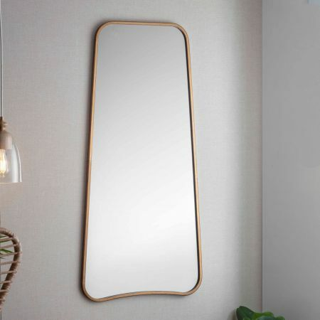 Gold Epwell Mirror