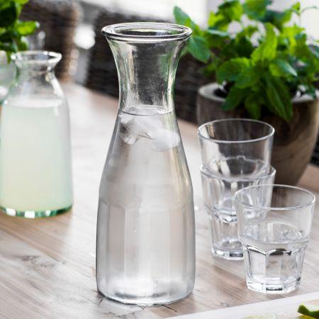 Glass Bistro Carafe