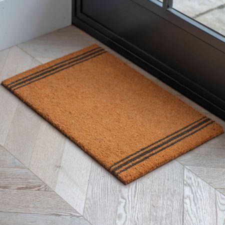 Small Triple Stripe Doormat