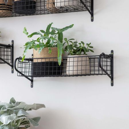 Medium Wire Hanging Shelf