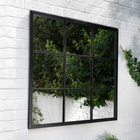Fulbrook Square Window Mirror