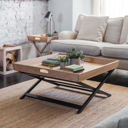 Butlers Square Coffee Table - Thumbnail