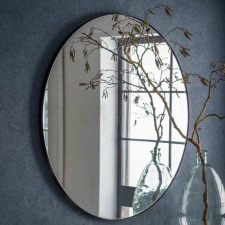 Cherrington Round Wall Mirror