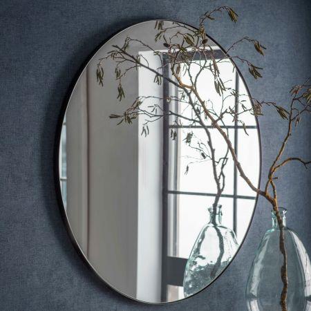 Cherrington Round Wall Mirror