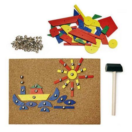 Hammer and Nail Design Kit