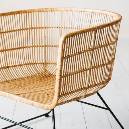 Jostein Rattan Lounge Chair