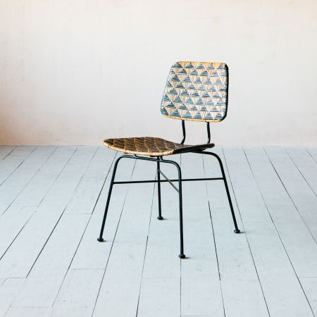 Aksel Rattan Chair