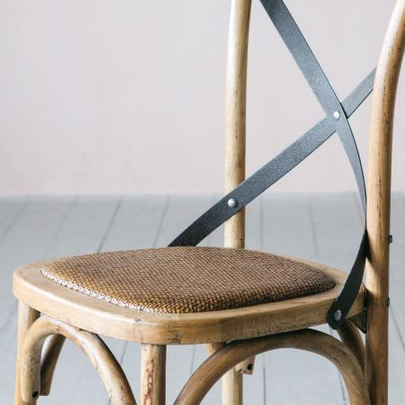 Briony Cross Back Dining Chair