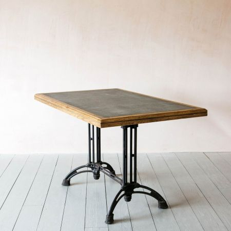 Ezra Rectangular Café Table