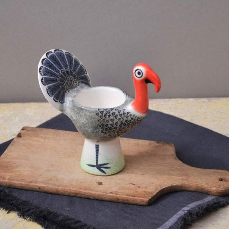 Timmy Turkey Egg Cup - Thumbnail