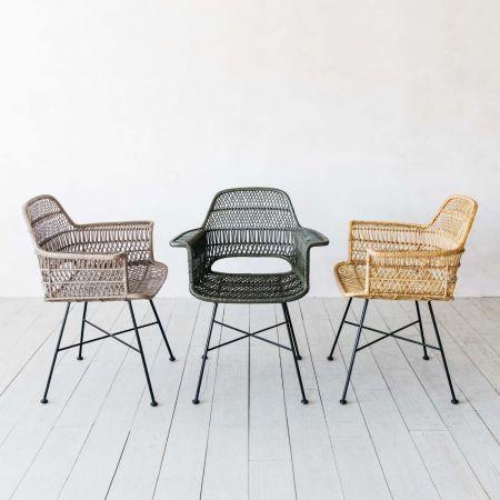 Oslo Clay Armchair