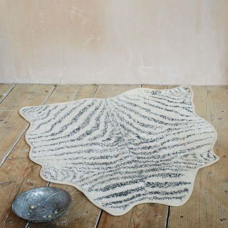 Zebra Bath Mat - Thumbnail