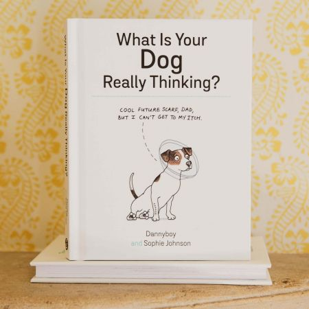 What Is Your Dog Thinking Book