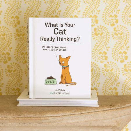 What Is Your Cat Thinking Book