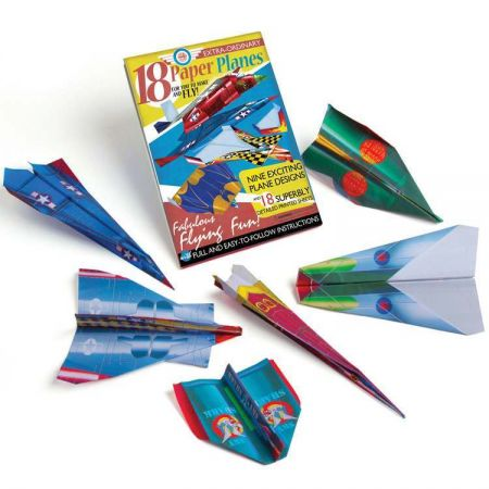 Make Your Own Paper Planes Kit - Thumbnail