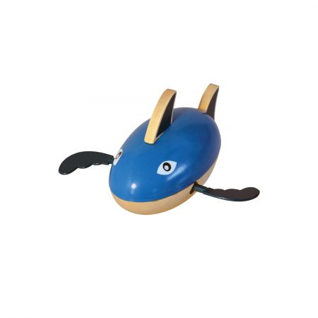 Silly Swimmers Shark Toy