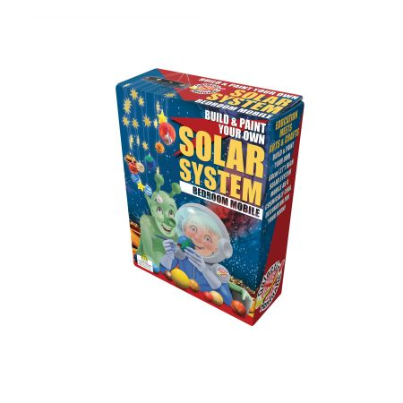 Build Your Own Solar System Mobile